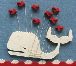 Lego Fail Whale