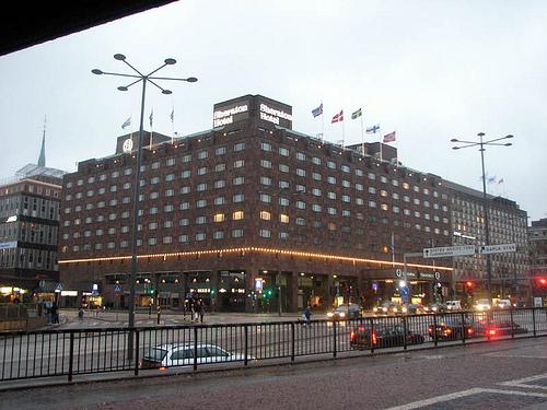 Sheraton Hotel Stockholm by Mr.ElectroNick