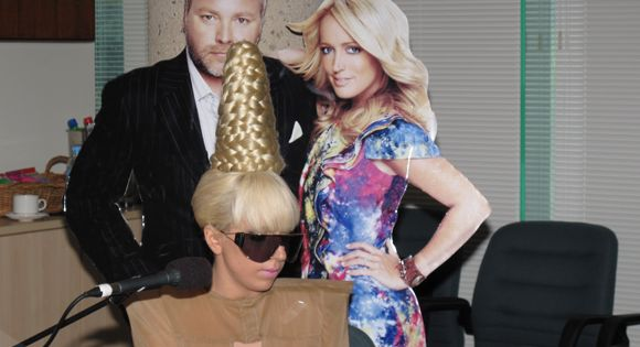 Lady GaGa - Capello/cono