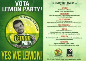 Il Partito dei Limoni