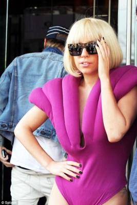Lady GaGa Canada 1