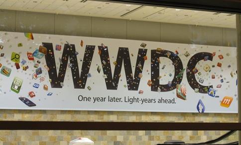 Moscone WWDC 2009