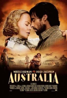 Australia - Locandina