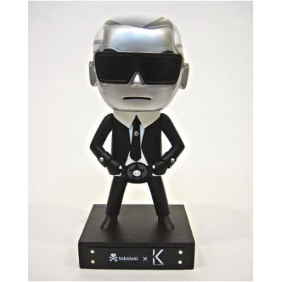 tokidoki Karl Lagerfeld vinyl toy