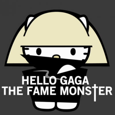 Hello Gaga - The Fame Monster